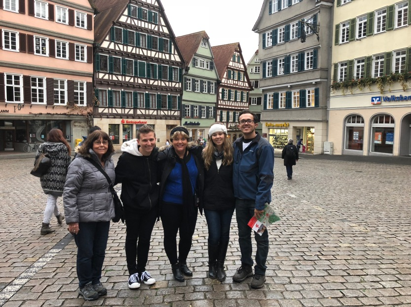 Fun TImes in Tubingen